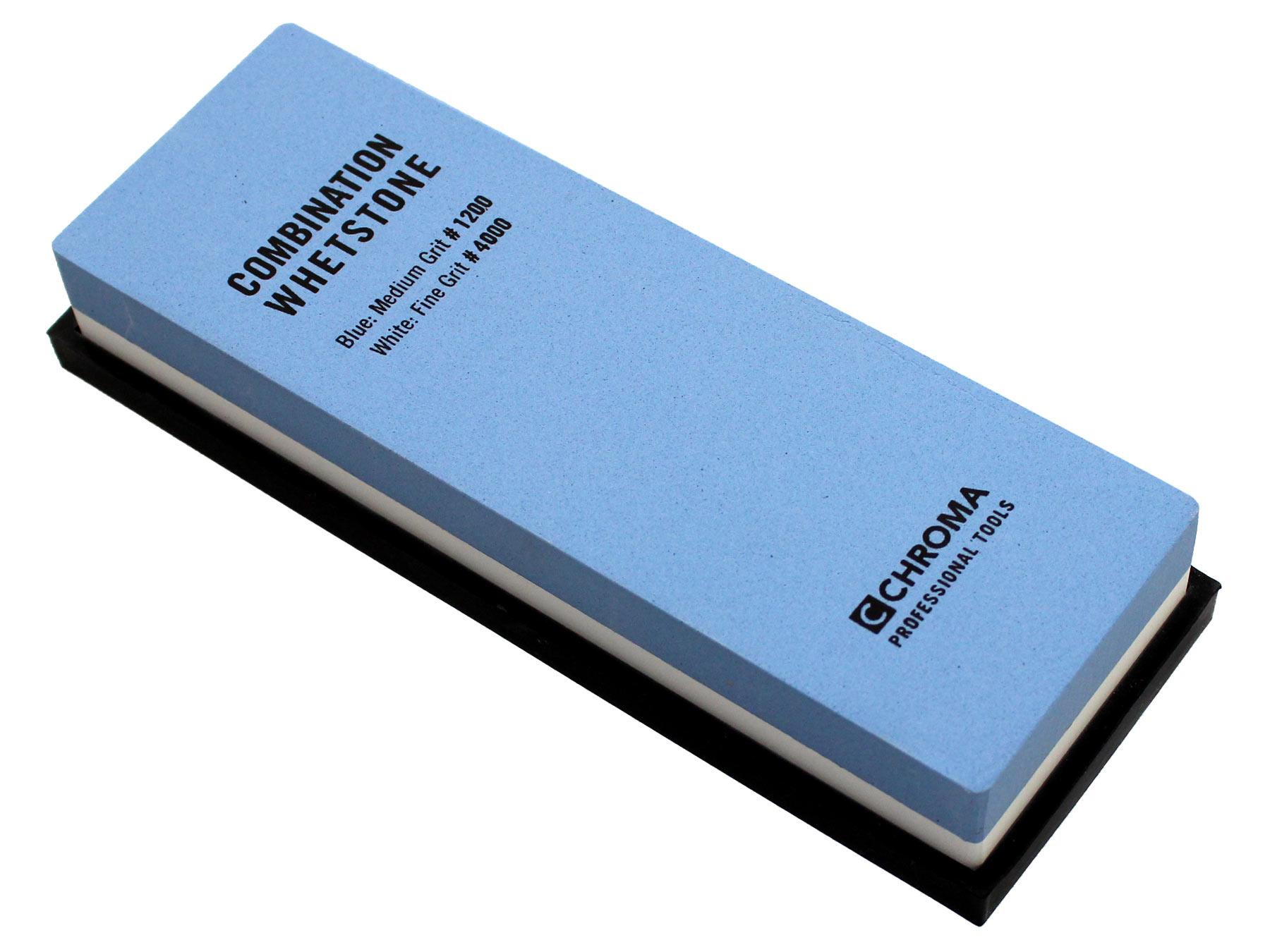 Chroma ST-12/4 Schleifstein Körnung 1200/4000