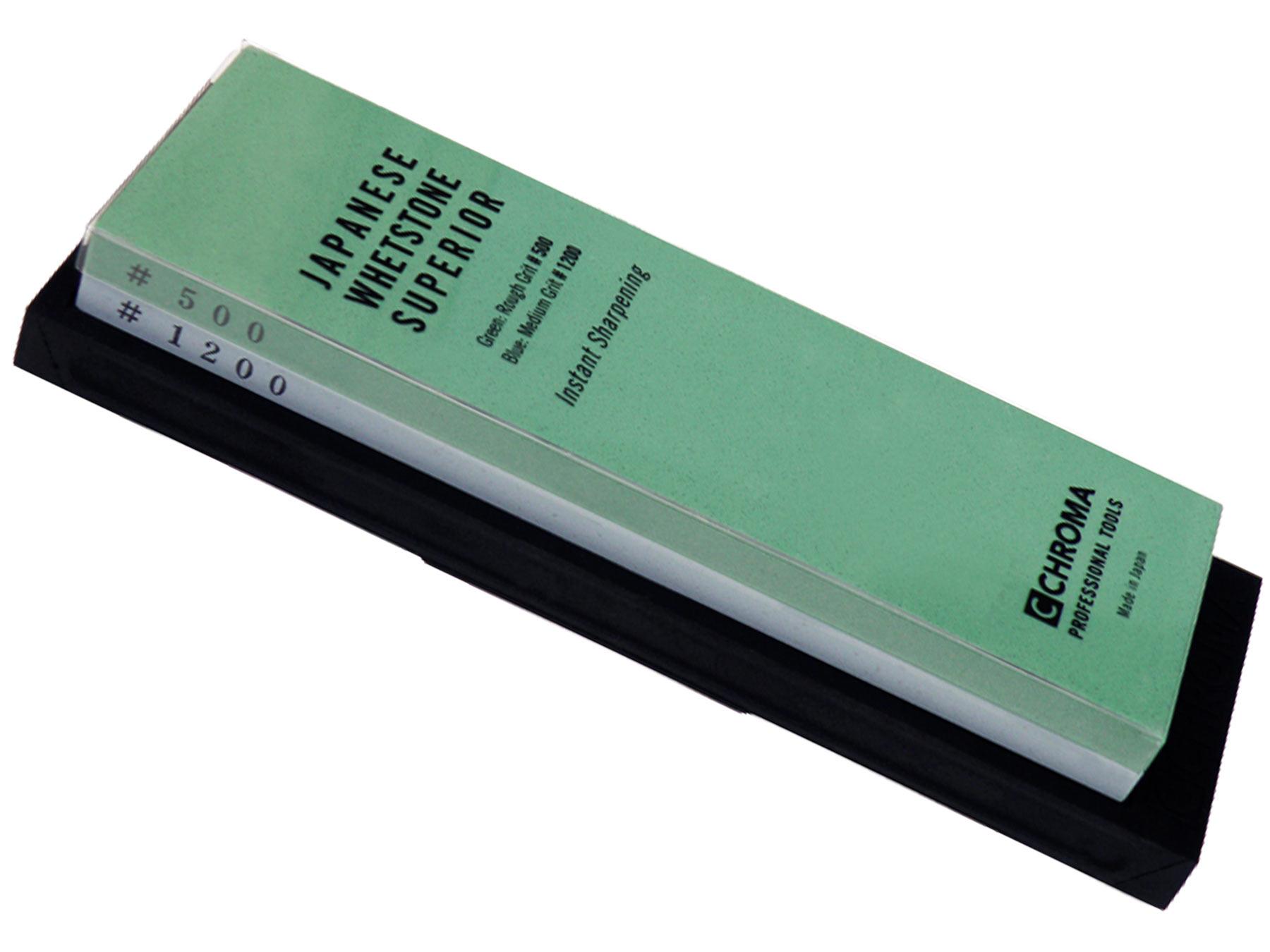 Chroma ST-IS1 Schleifstein Körnung 500/1200