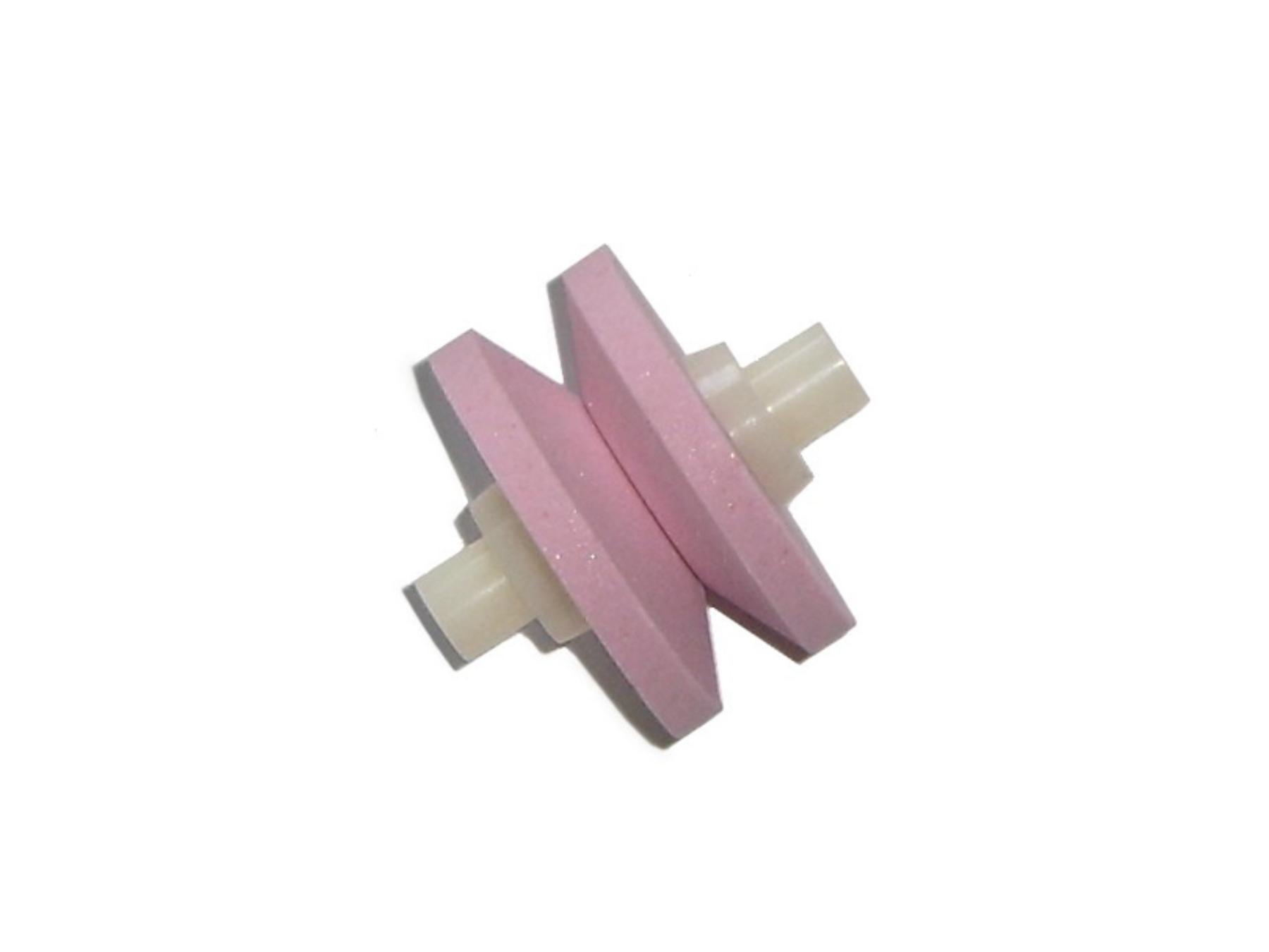 MinoSharp 445 Ersatz Keramikstein für 440-GB und 444-BR, rosa