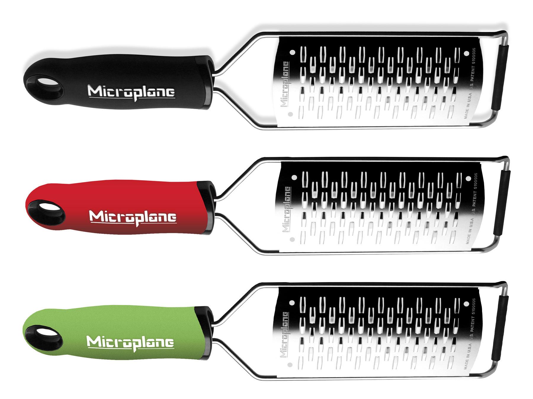 Microplane Gourmet 45002 Medium-Ribbon / Mittelgroße Schneide
