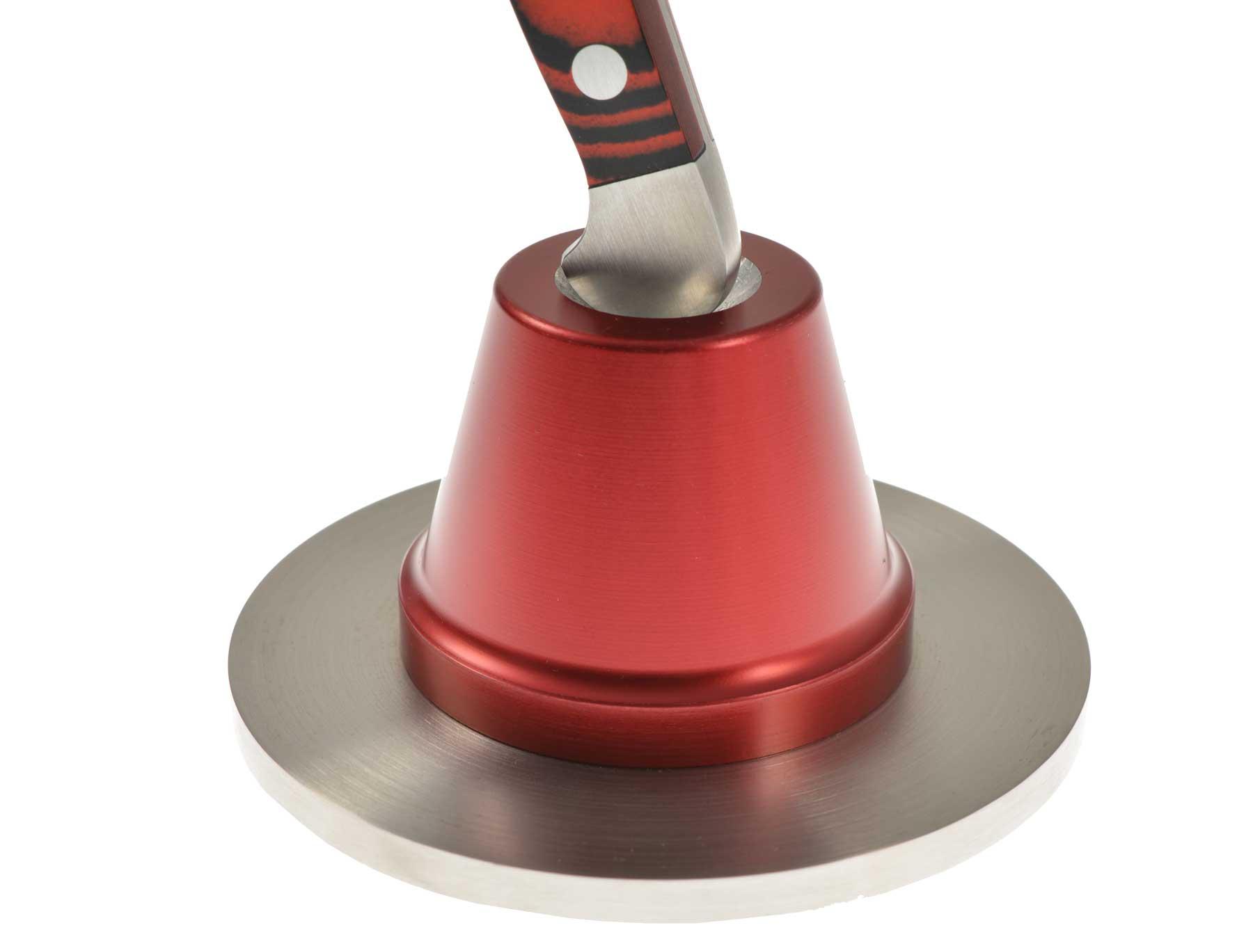 Güde Messerständer Vesuv rot