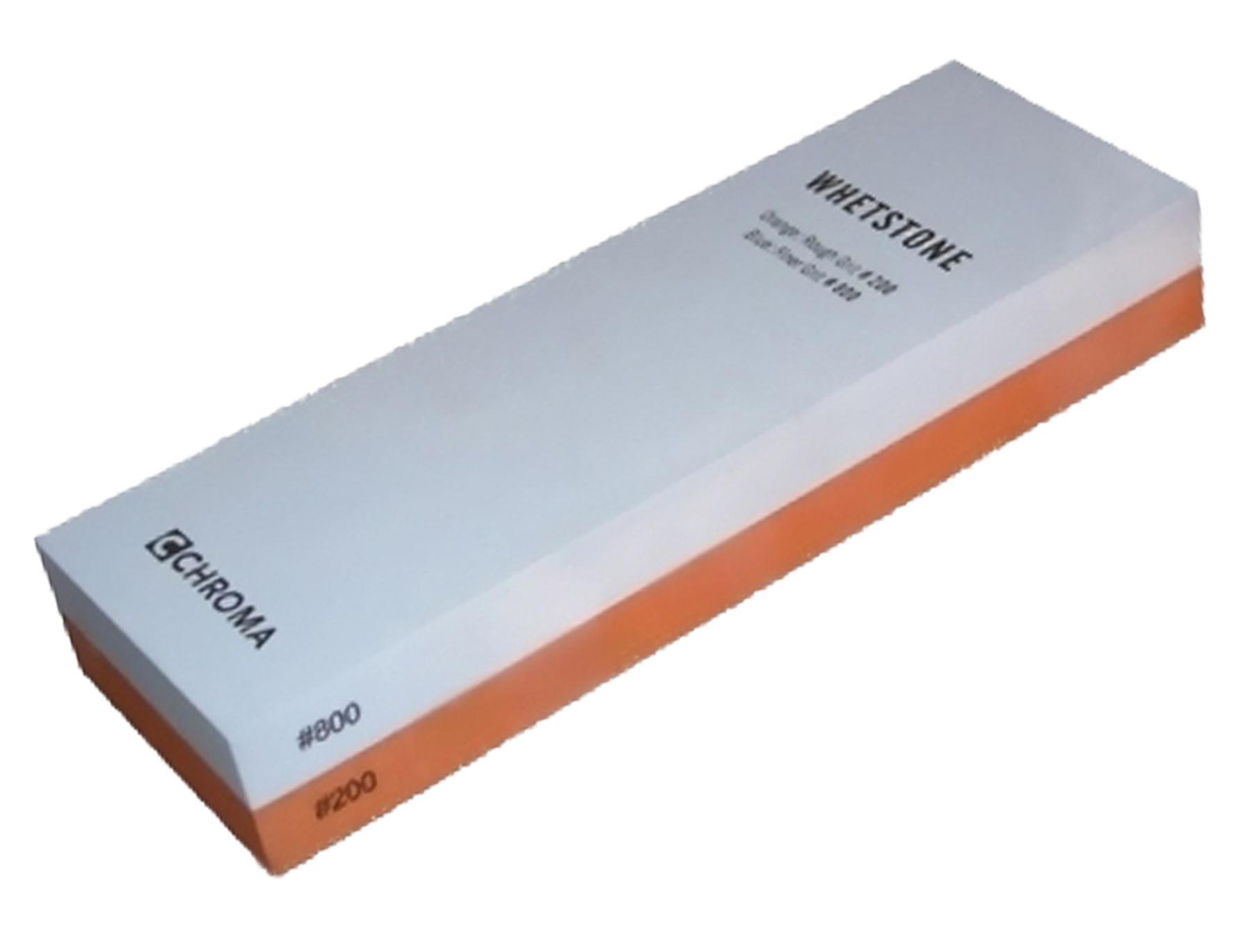 Chroma ST-2/8 Schleifstein Körnung 200/800