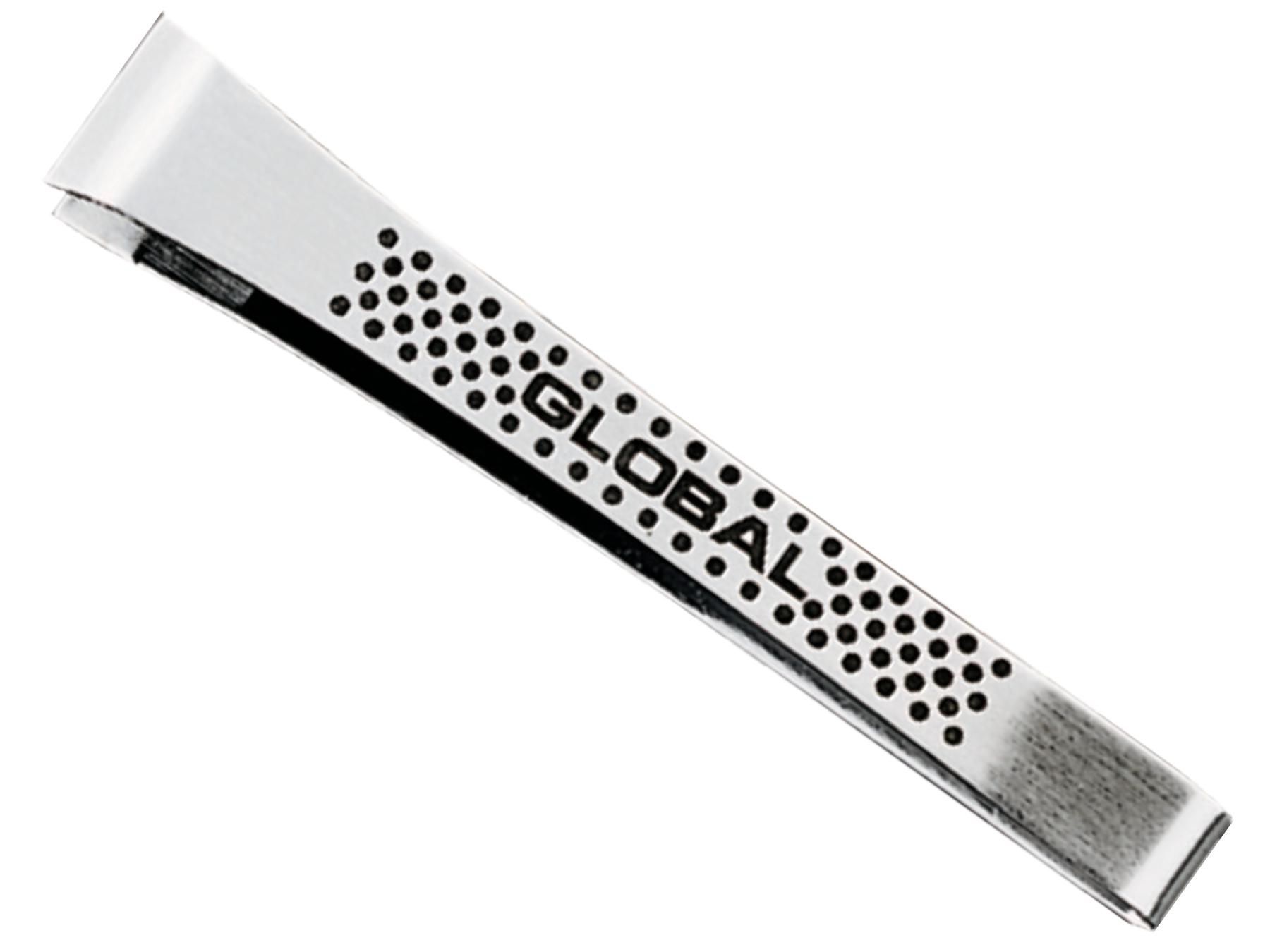 Global GS-20B Fischgrätenpinzette 11.5 cm aus Edelstahl