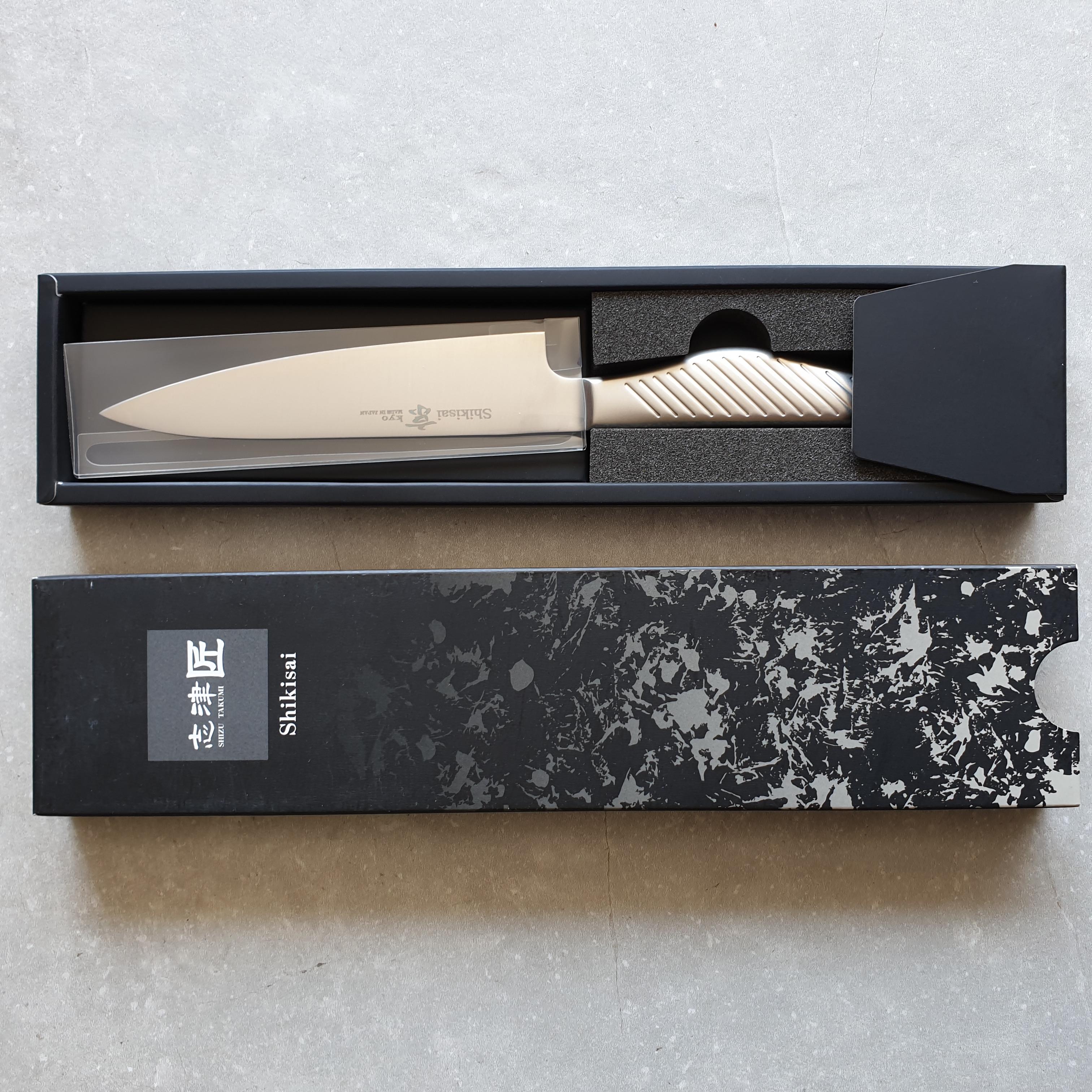 Shizu Hamono Kyo SK-1074 Universalmesser 13cm