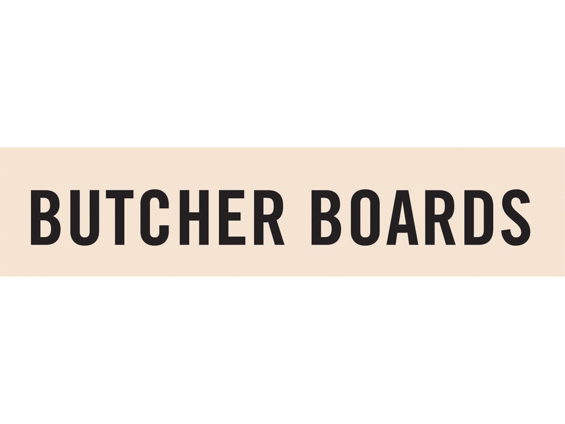 Chroma CB-02 Butcher Board Guminoki