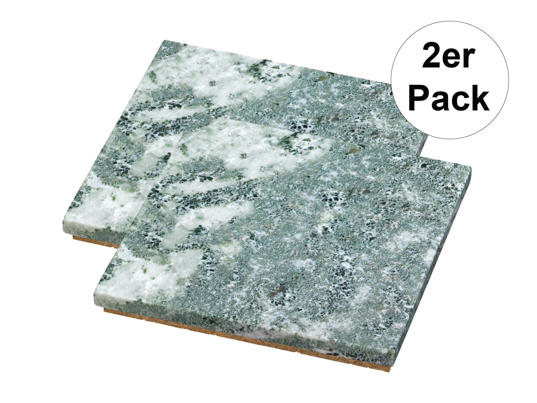 Skeppshult Marmoruntersetzer 2er Pack 10 x 10 cm
