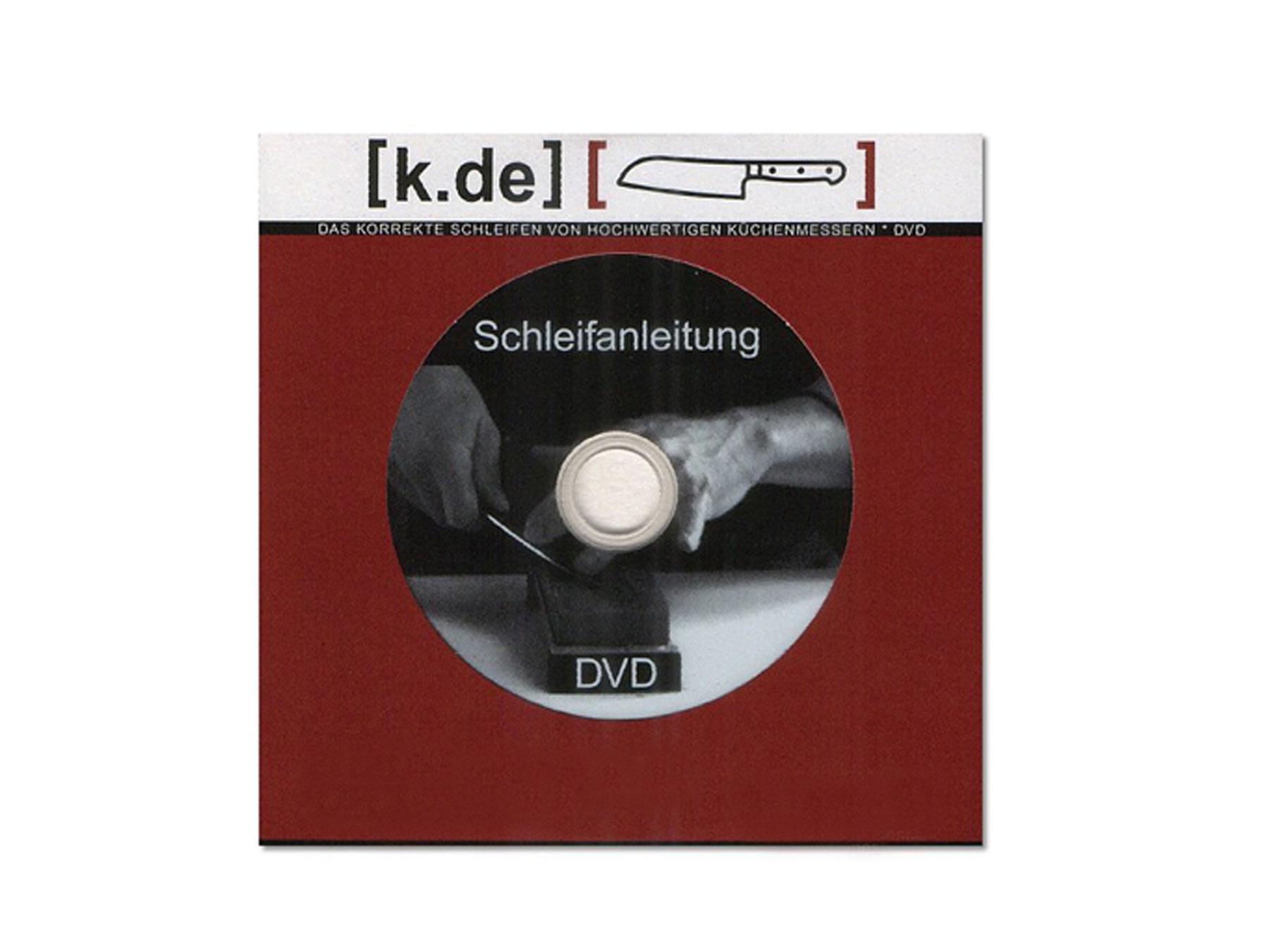 DVD Schleifanleitung