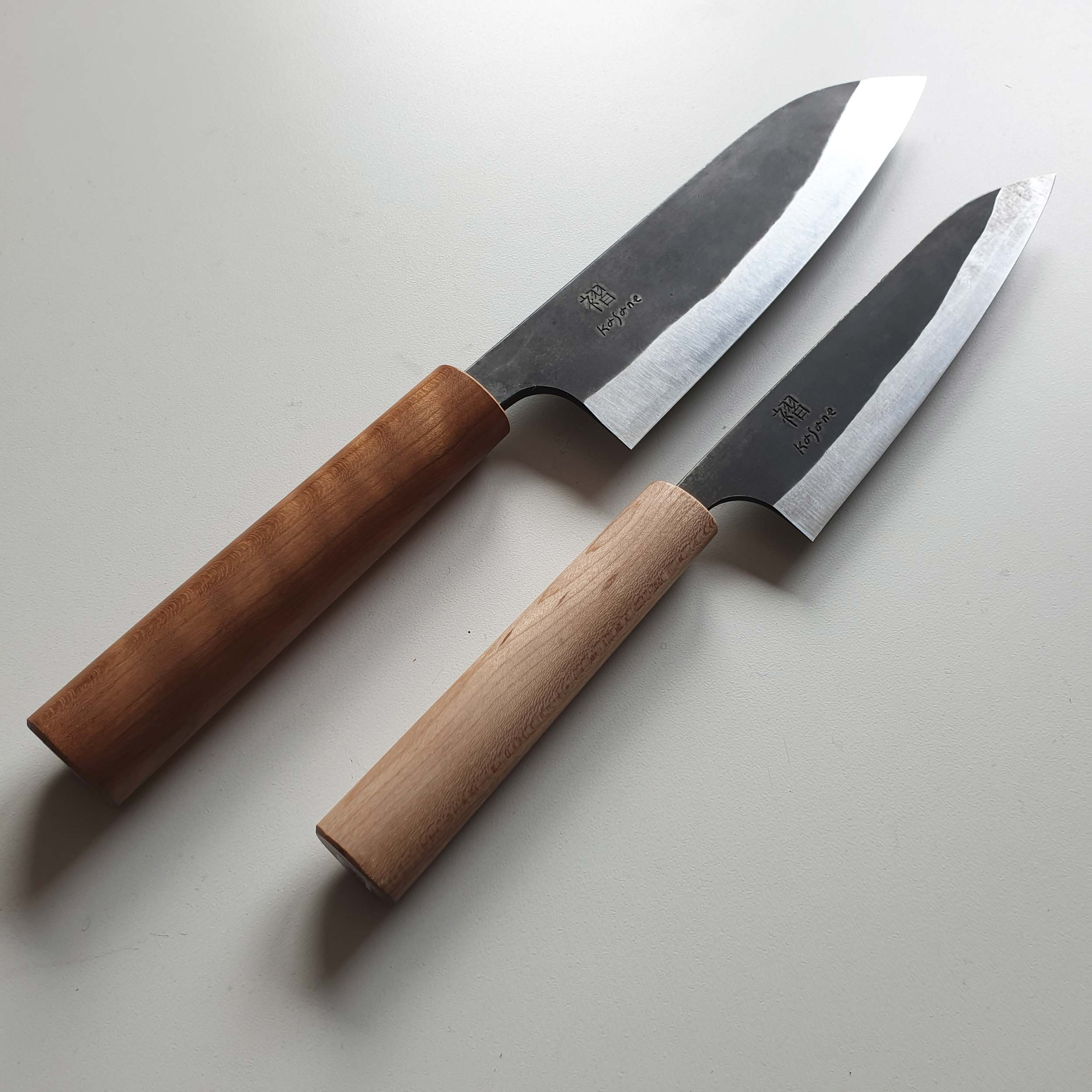 Katsushige Anryu Kasane knives
