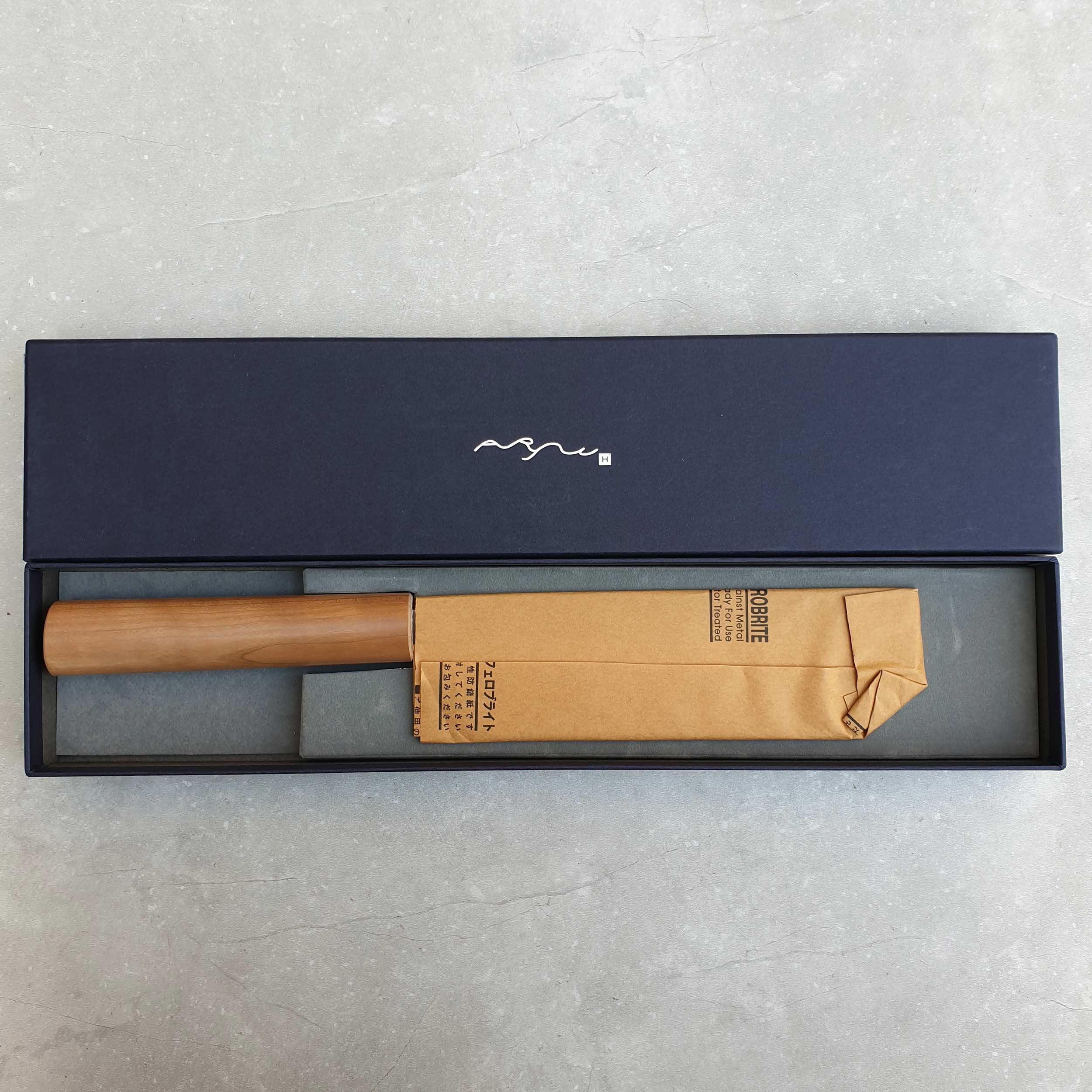 Katsushige Anryu Kasane MSA-200/KS Nakiri 16,5 cm
