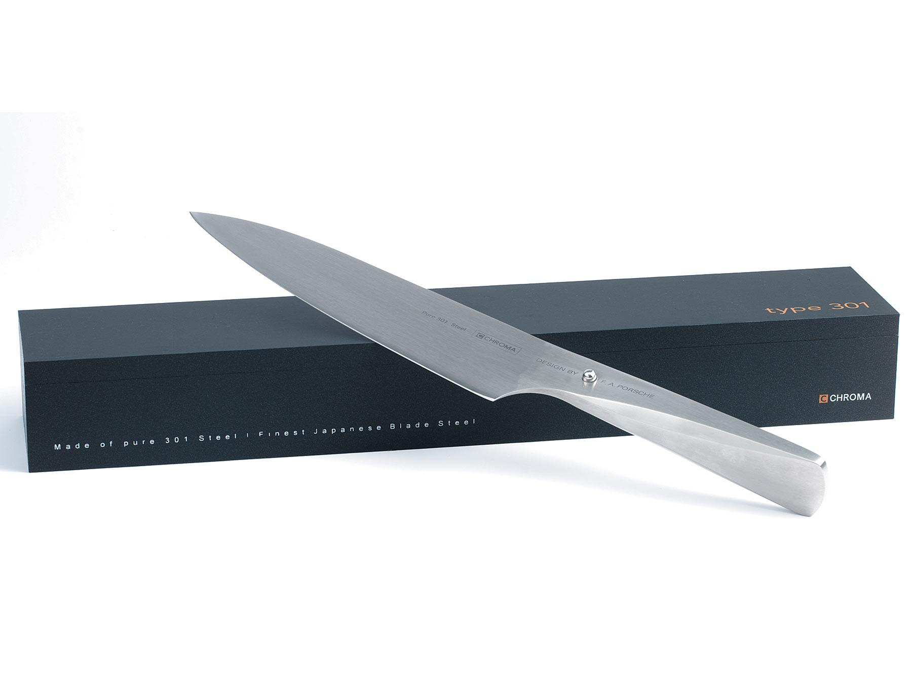 Chroma Type 301 P08 Ausbeinmesser 14 cm