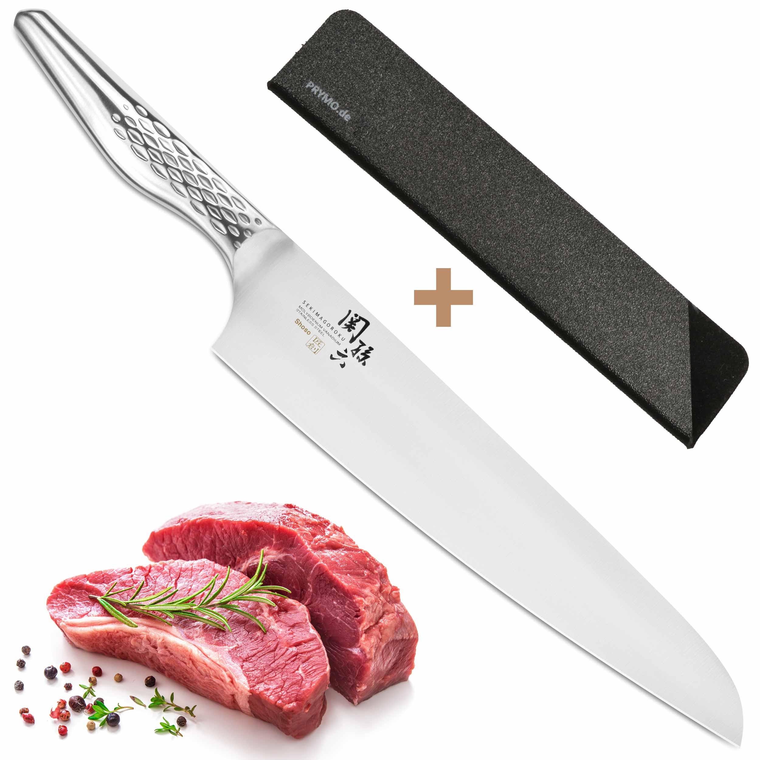 KAI Seki Magoroku Shoso AB-5160 Kochmesser 24 cm