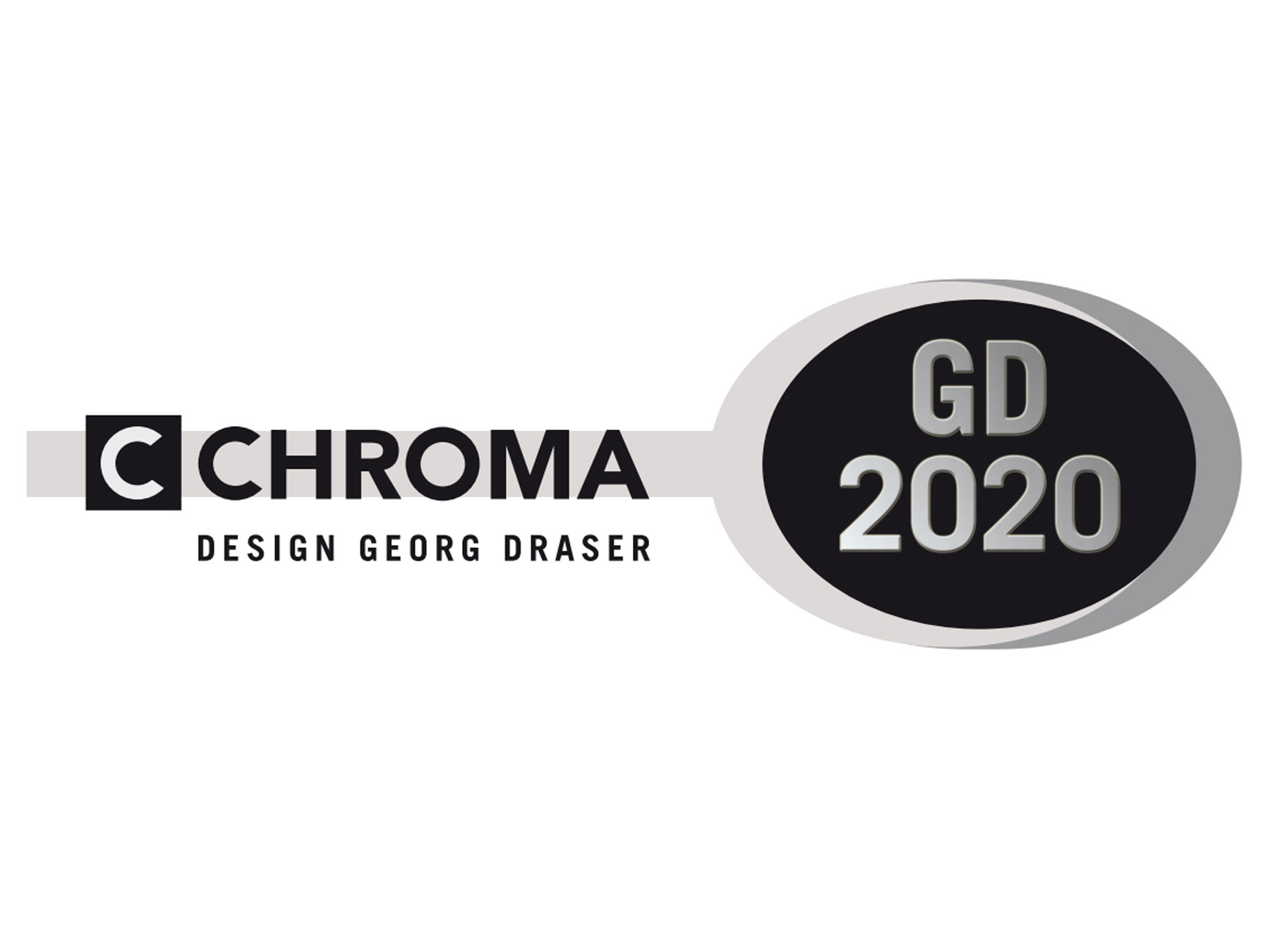Chroma Buttermesser GD-2020-04 Design by Georg Draser 2 Stück