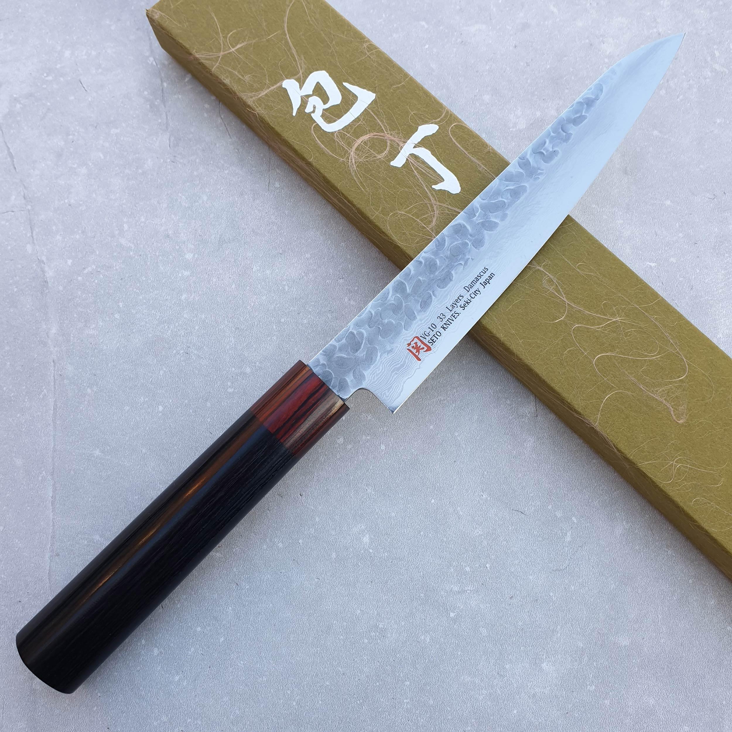 Seto Knives Iseya I-Serie KK-2 Universalmesser 15 cm