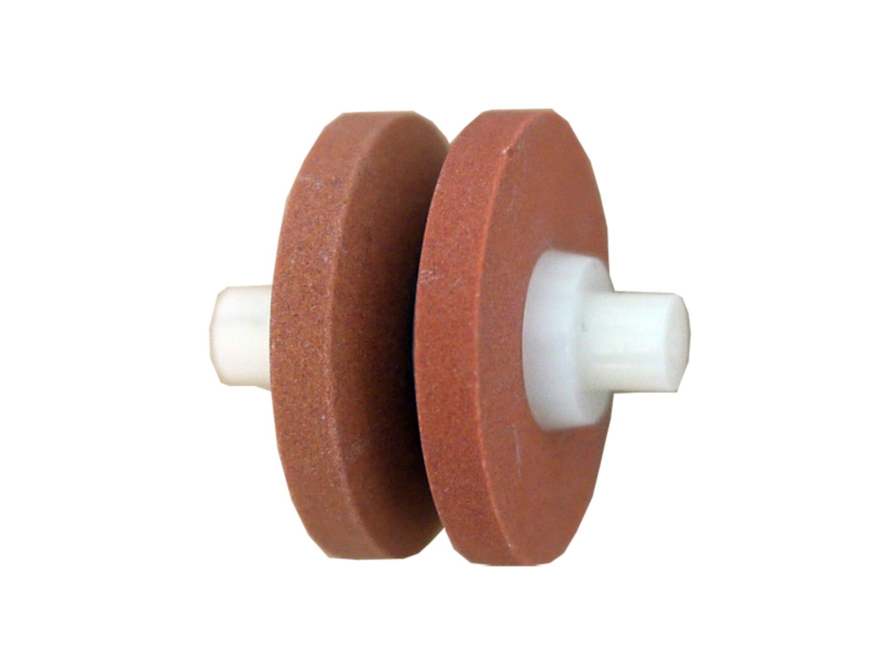MinoSharp 556 Ersatz Keramikstein für 550-GB und 550-BR, braun