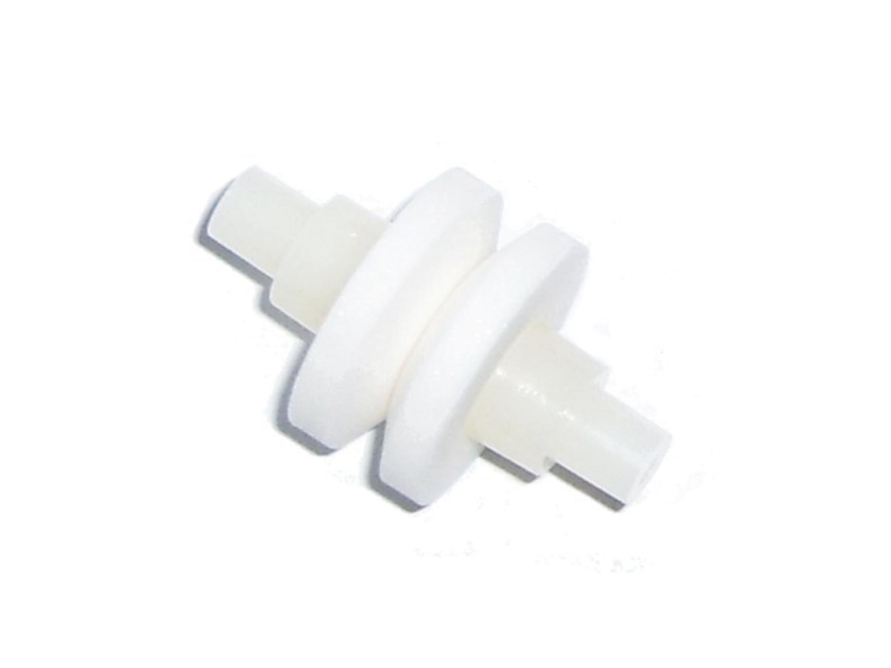 MinoSharp 222 Ersatz Keramikstein für 220-GB und 220-BR, weiß
