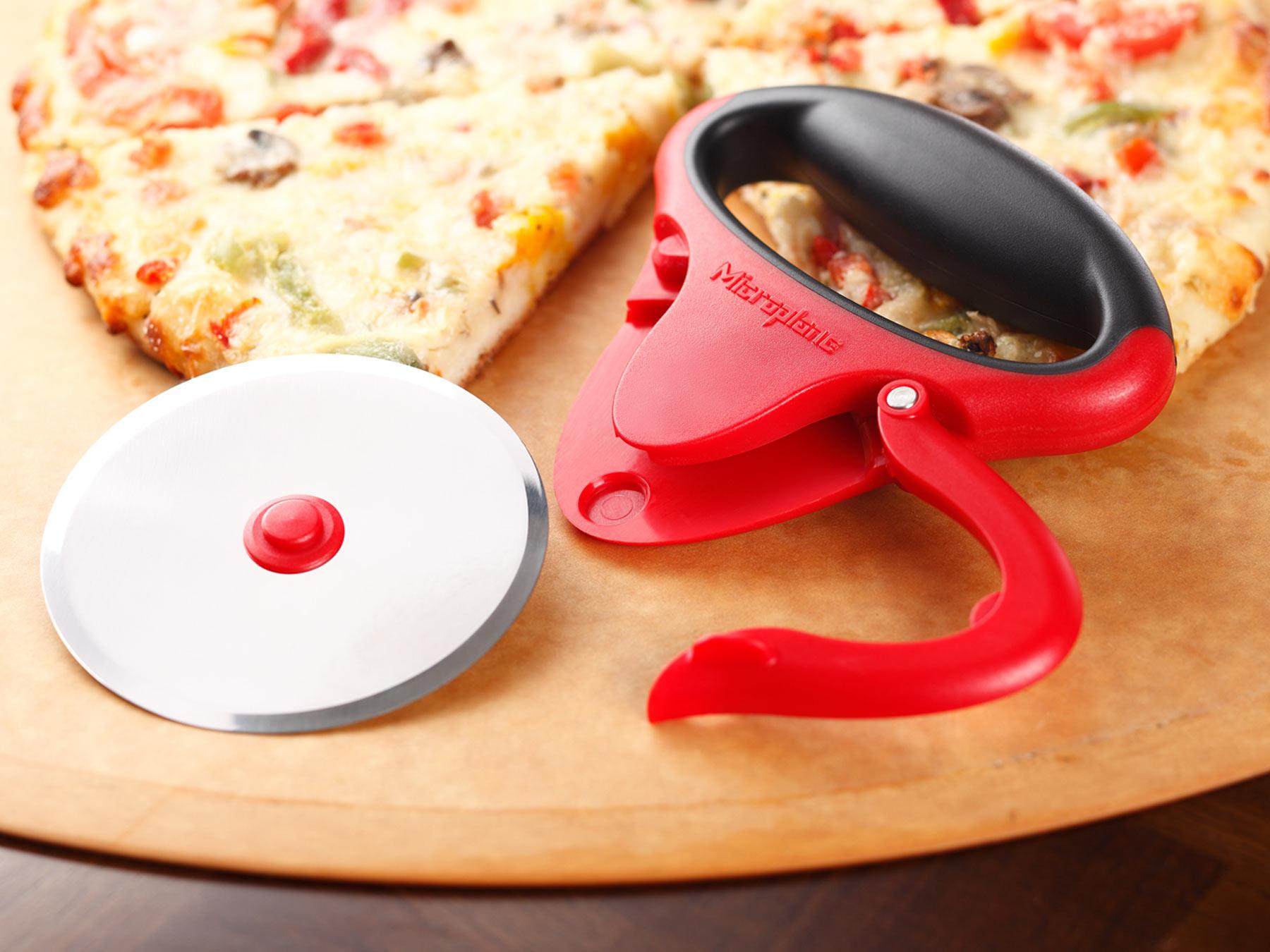 Microplane Easy Prep 48105 Pizza Cutter / Pizza-Schneider