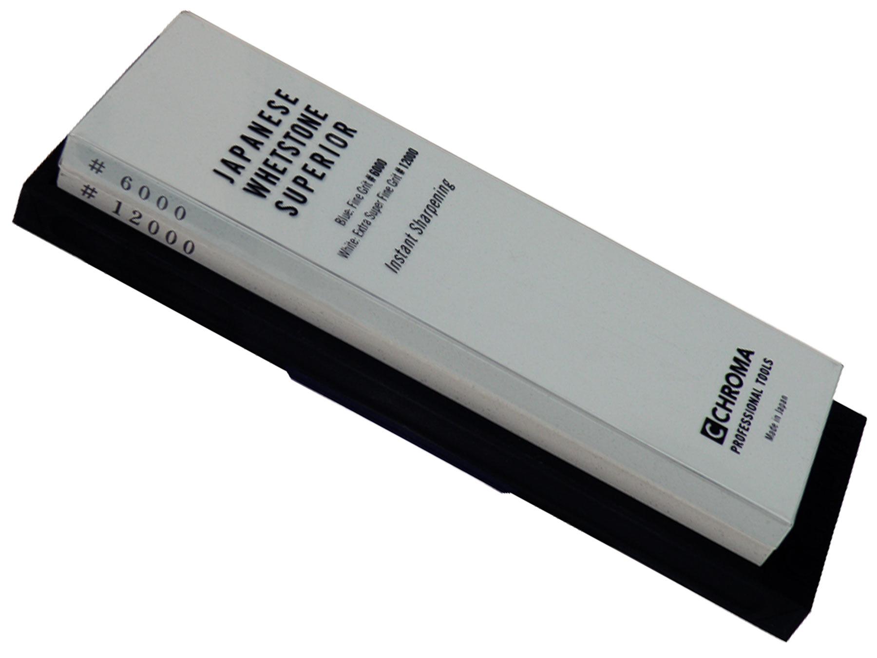 Chroma ST-IS3 Schleifstein Körnung 6000/12000