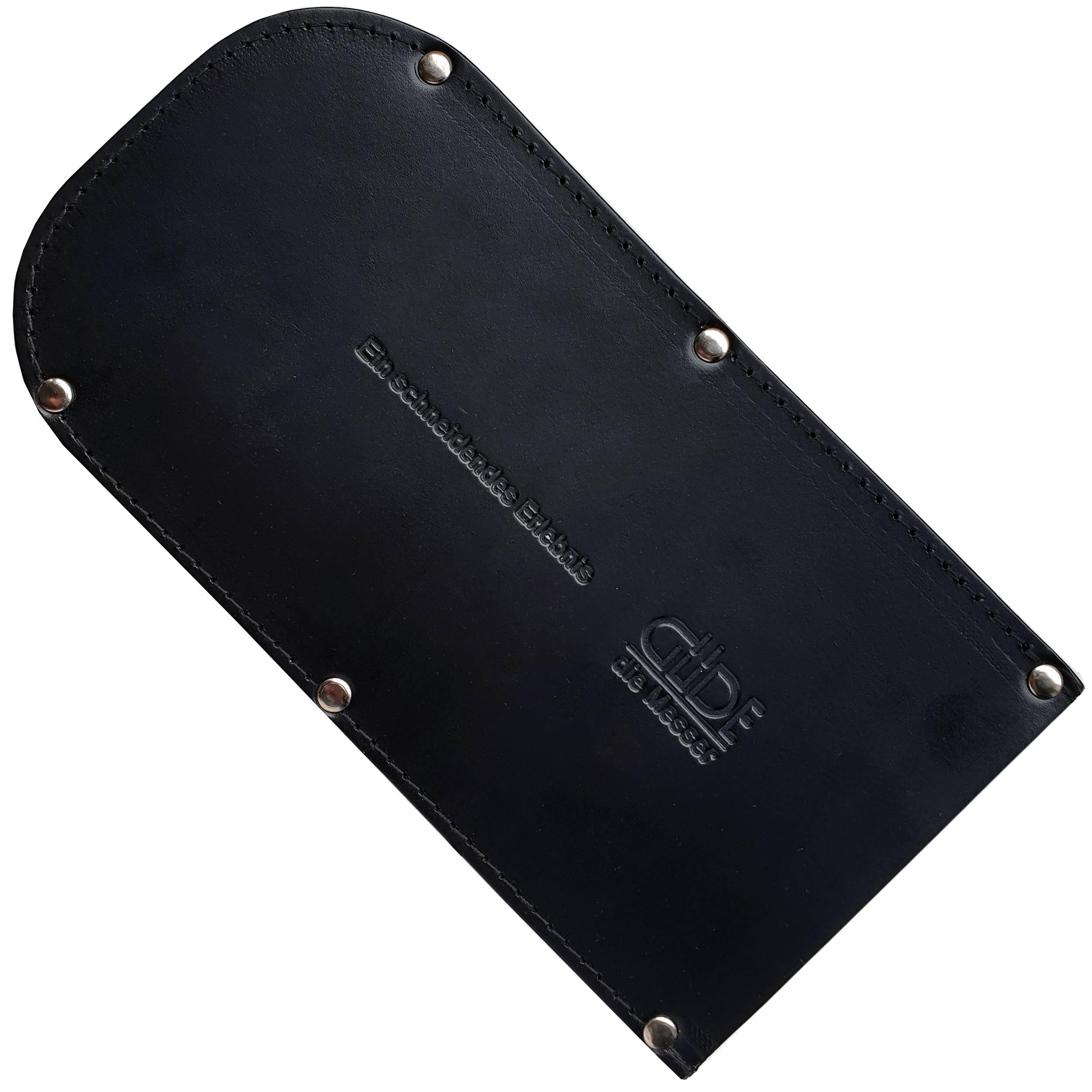 Güde Messerscheide 5200/18B aus Leder - 20 cm