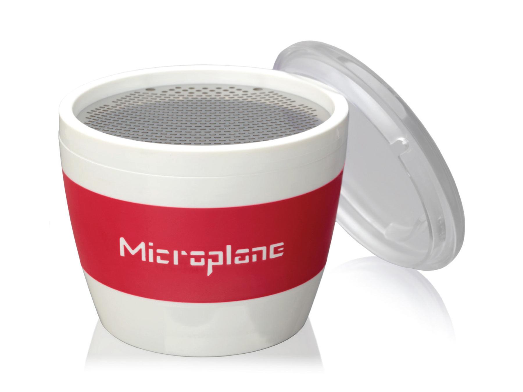 Microplane Specialty 34100 Tassenreibe für Gewürze